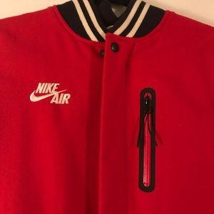 💙RARE💙Nike Air Bomber Jacket